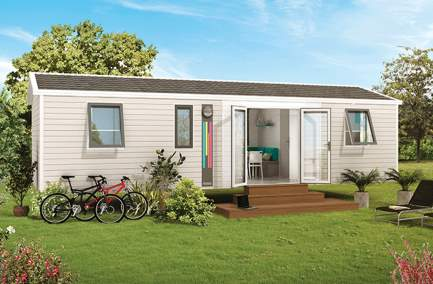 Mobil-Home VIP 4 chambres