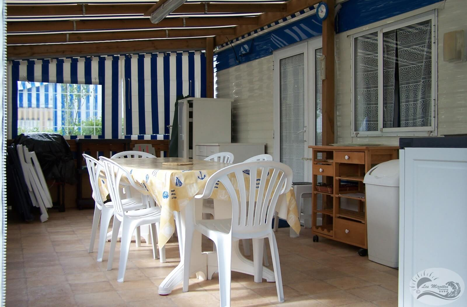 Mobil-home Eco 2 chambres